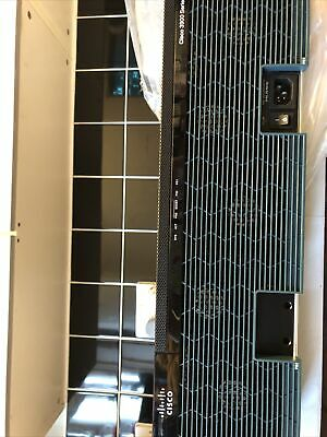 Cisco 3925/K9 Router Chassis With C3900-SPE100/K9 Module • 40£