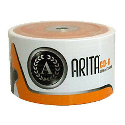 1200 ARITA  52X 700MB Branded CD-R In Spindles Of 50 Great Disk Back In Stock • 135.95£