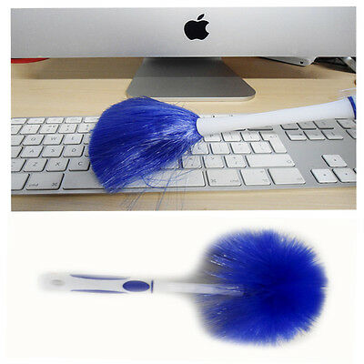 Sweeper Brush Surface Cleaning Computer Keyboard PC Dust Cleaner Crumbs Remover • 3.69£