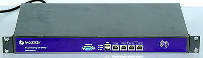 Packeteer PacketShaper 1400  Rackmount • 269.71£