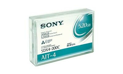 Sony AIT 4 Backup Media SDX4-200C • 39.95£