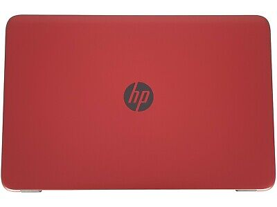 New HP 15-AC 15-AF 15-AY 15-BA Red Back LCD Lid Rear Cover 813929-001 816734-001 • 14.45£