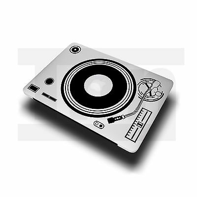 Sticker Decal Vinyl DJ Record Player Turn Table For MacBook Pro Air 11  13  15   • 4£