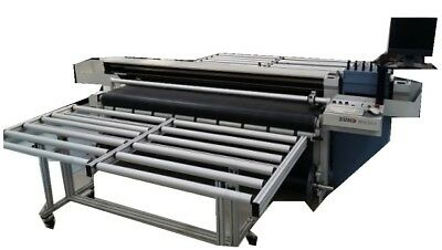 4 X Print Heads For Zund 215c Roll To Roll Printer • 400£