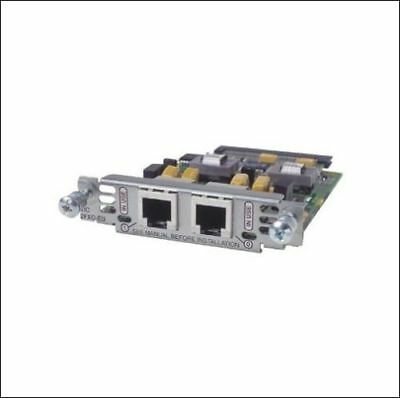 Cisco 2 Port Voice Interface Card VIC-2FXO-EU • 28£