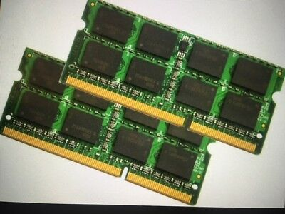 8GB 16GB Laptop Notebook Memory Ram DDR3L 1600mhz PC3-12800S 204PIN SoDIMM • 54.99£