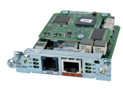 CISCO HWIC-ADSL-B/ST Network Module • 240£