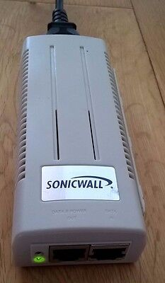 SonicWall 01-SSC-5544 GigaBit Power Over Ethernet (PoE) Injector. • 29.99£