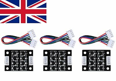 3X  TL Smoother Addon Module For 3D Printer Stepper Motor To Smooth/Quieten • 6£