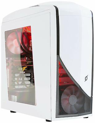 Stormforce NZXT Phantom 240 Extreme Mid Tower Gaming Case, ATX, M-ATX, M-ITX • 39.99£