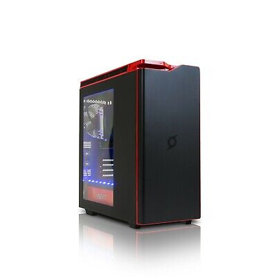 Stormforce NZXT Source H442 Gaming Case, ATX, M-ATX, M-ITX, USB 3.0 • 54.99£
