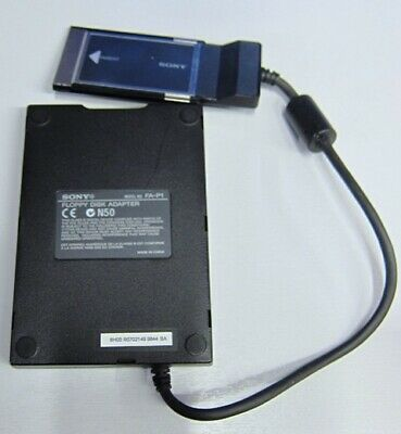 Sony Floppy Disk Adapter Model No. FA-P1 N50 • 37.50£