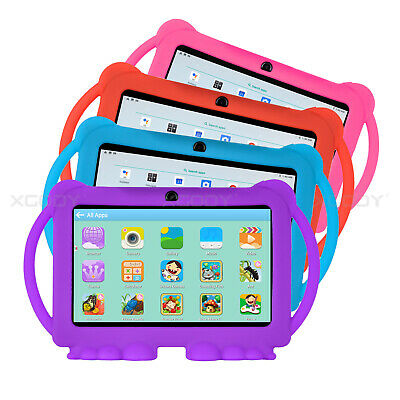 XGODY 7'' For Kids Android 8.1 Tablet PC Bluetooth 1+16GB Quad-core 2Cam WIFI HD • 60.39£