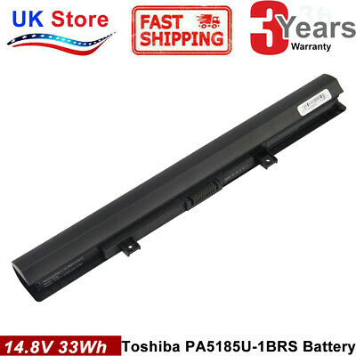 Battery For Toshiba Satellite C50-B-13N C50-B-14D PA5184U-1BRS PA5185U-1BRS • 13.99£