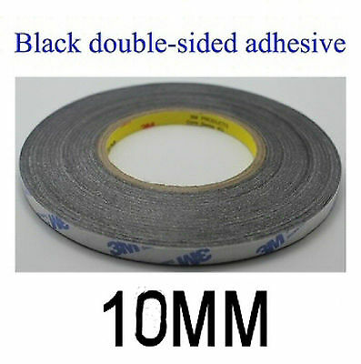 1M (1 Meter) Of 10mm 9448a Double Sided Thermal Adhesive Tape By 3M Scotch Brand • 0.99£