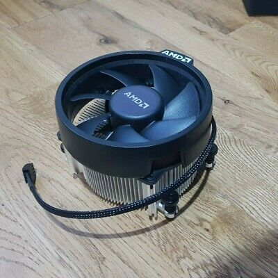 AMD AM4 Wraith Spire Cooler 95W - No LED/Copper Core (BRAND NEW) • 8.50£