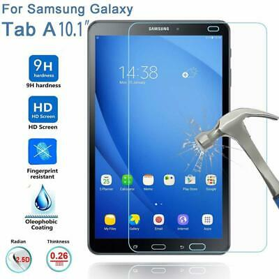 Samsung Galaxy Tab A6 10.1  Inches SM-T580 2016 Screen Tempered Glass Protector  • 3.95£