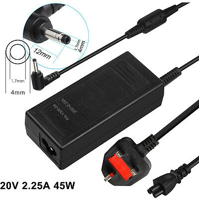 Laptop Charger For Lenovo IdeaPad 110 320 510 110S 110S-11IBR 120S 320-15IAP  • 8.99£