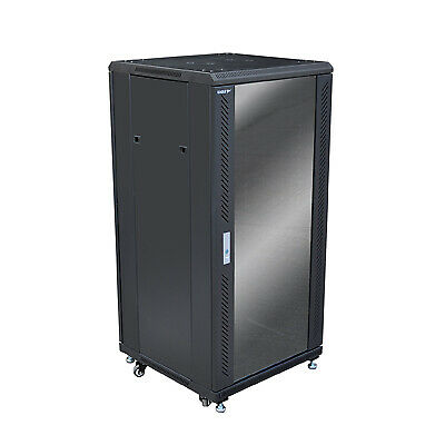 Eagle 24U Network/Data Rack Cabinet With Glass Door • 309.23£