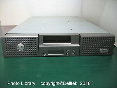 Dell PowerVault PV124T Tape AutoLoader • 200£