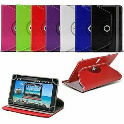 Lenovo Tab E10 E7 E8 Tablet PU Leather 360 Rotating Stand Universal Case Cover • 5.49£