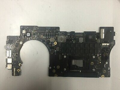 Motherboard Apple Macbook Pro 15 A1398 I7 2.2ghz 16GB 820-3662-a EMC 2876 2014 • 320£