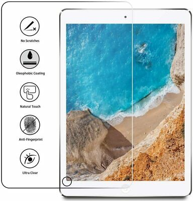 HD Tempered 9H Glass Screen Protector For Apple IPad 11 Pro 2/3/4 Mini Air 10.2 • 3.49£