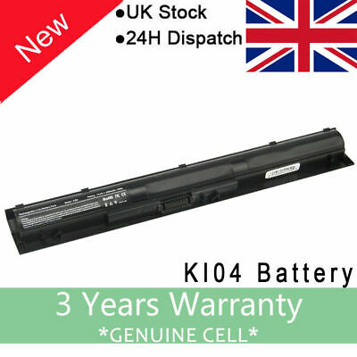 Battery For HP Pavilion 14/15-ab000 17-g000 800010-421 800049-001 KI04 K104 FS • 14.99£