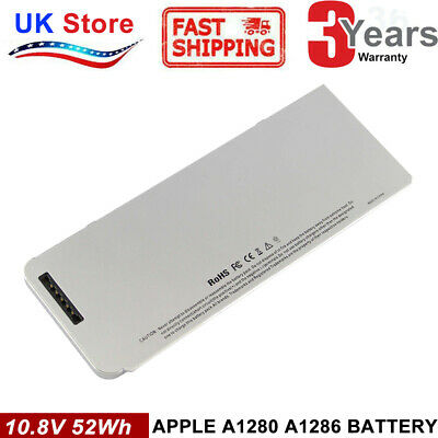 Battery For Apple A1280 A1278 (2008 Version) MacBook 13-Inch MB771G/A MB467LL/A • 16.99£