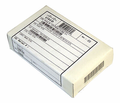 New Cisco 341-0206-02 VOIP Telephone 48VDC 0.375A AC Adapter CP-PWR-CUBE-3= • 7.99£