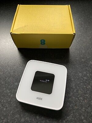 Alcatel Y855V Osprey 4G Mobile Broadband MiFi Wi-Fi Hotspot Router Dongle On EE • 8£
