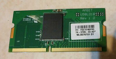 Genuine Cisco MEM870-32F 32MB Flash Memory For CISCO 871 871W 876 877 878 • 21.95£