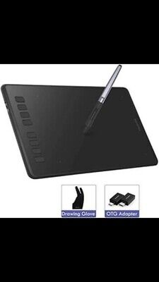 Inspiroy H950P Battery-Free Pen Tablet Artist Drawing Device Design • 21£