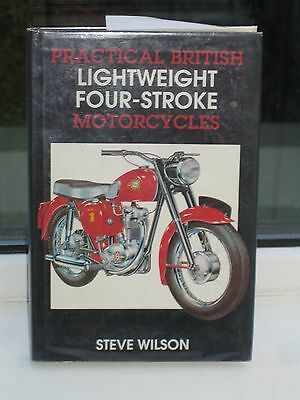 Practical British Lightweight Four-stroke Motorcycles • 35£