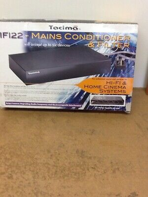 Tacima If 122 Mains Conditioner • 80£