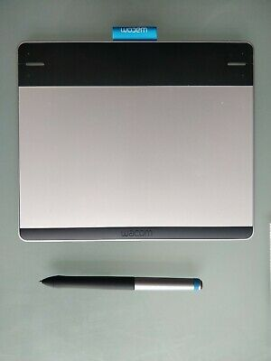 Wacom Intuos CTL-480 Graphic Tablet With Pen (PC / Mac) • 31£