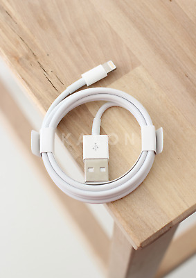 IPhone Charger Cable USB Lead 1M For Apple IPhone 5S 6S 7 8 X XR XS IPad • 3.40£