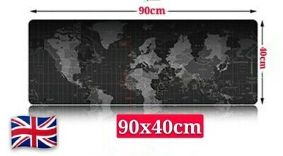 90CM X 40CM EXTRA LARGE XL GAMING MOUSE PAD MAT  • 8.99£