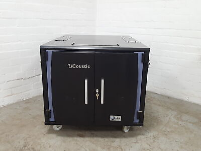 Usystems Ucoustic UCO001 Passive Sound Proof Server Rack 2015 • 1,125£