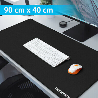 90x40cm Extra Large XL Gaming Mouse Pad Extended Desk Mat For Keyboard Laptop PC • 8.19£