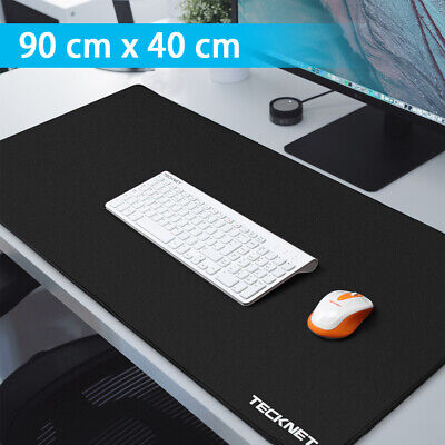 90x40cm Extra Large XL Gaming Mouse Pad Extended Desk Mat For Keyboard Laptop PC • 8.29£