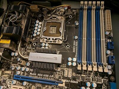 Asrock Extreme X58 MotherBoard • 79.99£