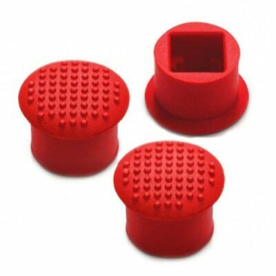 Red Trackpoint Cap For Lenovo ThinkPad Laptops (keyboard Mouse Pointer Stick) • 2.75£