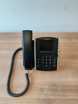 Polycom VVX410 Wired Handset IP Phone • 15£