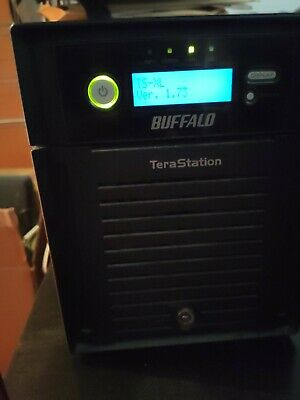 Buffalo Technology TeraStation III TS-XL/R5 4TB (4x 1TB) NAS Raid 0 1 5 10 • 172£