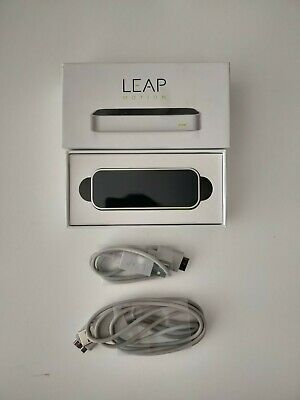 Leap Motion Controller LM-010, Regular And Extended Cable • 69.99£