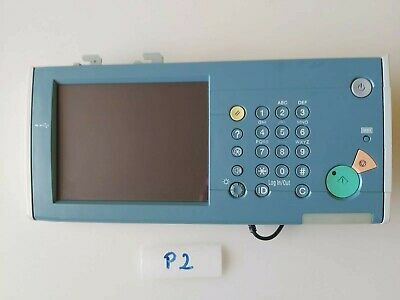 Canon Touchscreen Control Panel Assembly For Canon IR3245N Printer • 39.99£