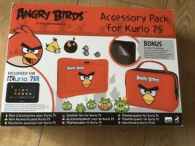 Angry Birds Accessory Pack For Kurio 75 • 6.99£