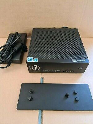 Dell Wyse 5070 Extended Thin Client + Amd Radeon G/card ( 16gb / 4gb / Thin Os ) • 179£