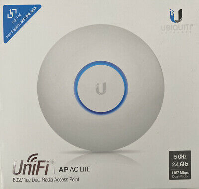 Ubiquiti AP AC LITE Wireless Access Point • 50£